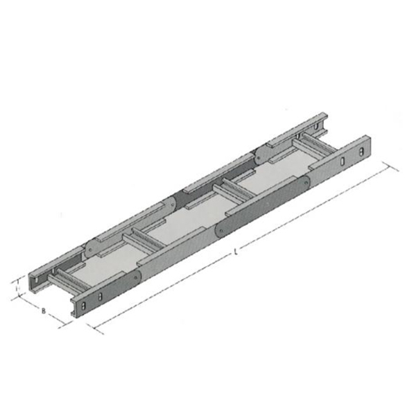 梯級式垂直轉動彎通XLE-T1-05C