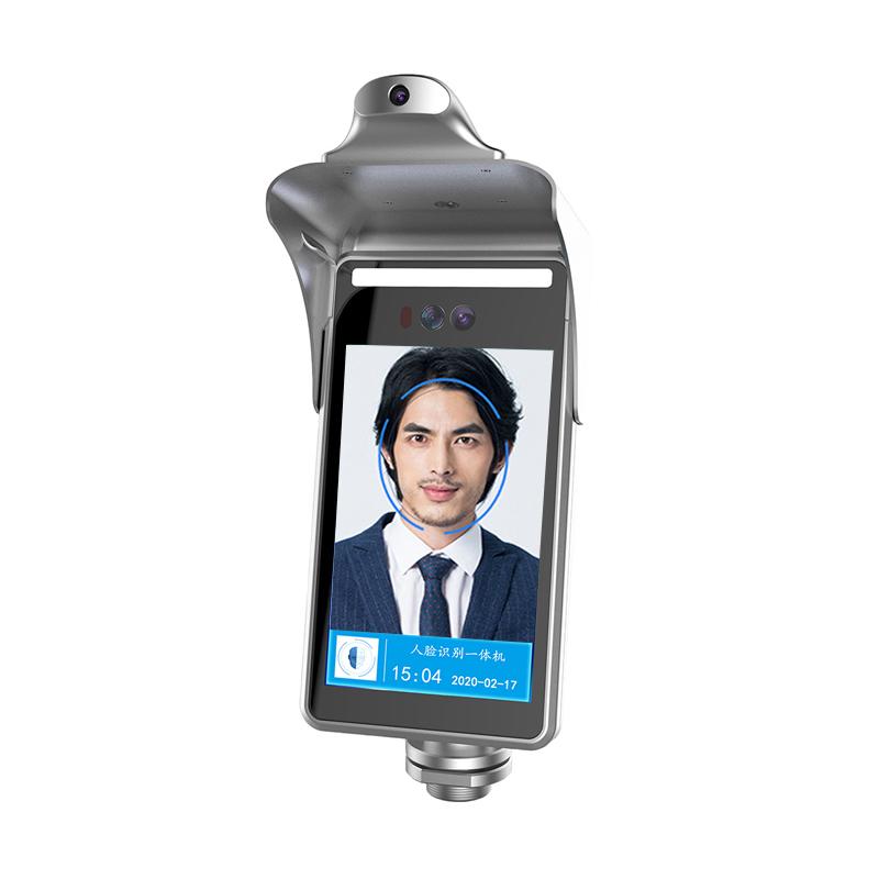 汉语俄语英语韩语人体测温人脸识别仪 XLE-600R 国际版