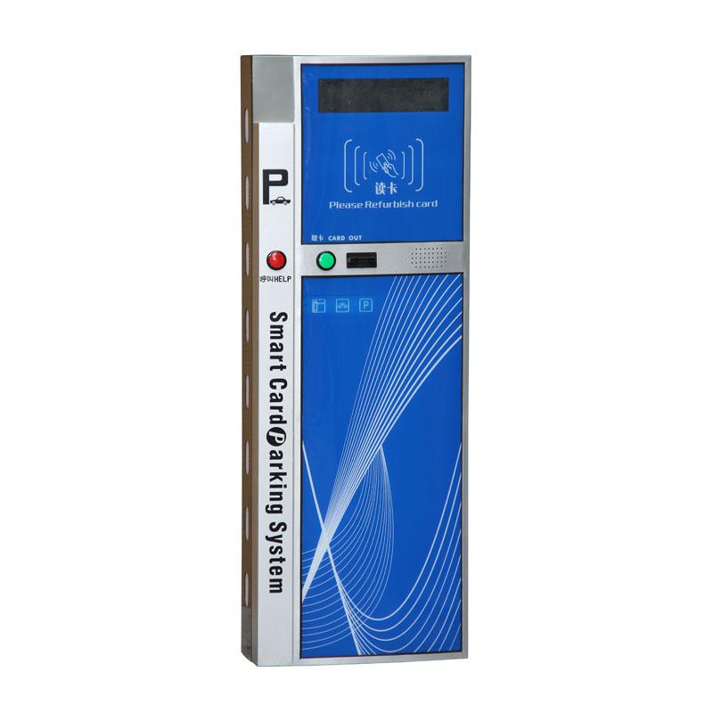 車牌識別 CW006 藍色