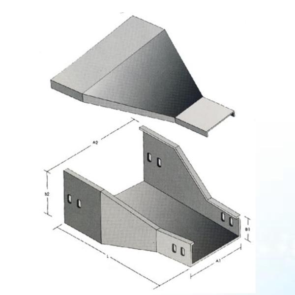 槽式异径接头 XLE-C-06C