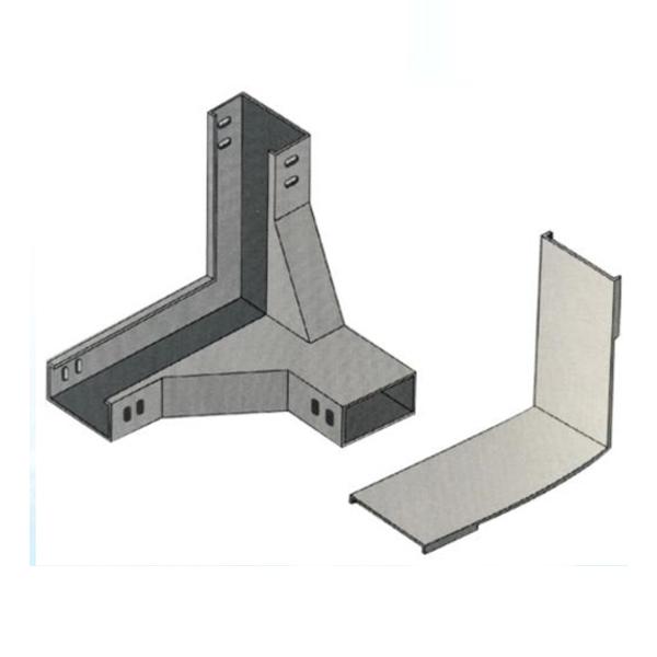 槽式垂直三通 XLE-C-03G