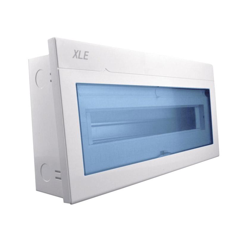 祥和-高端系列XLE-QM18纯平强电箱